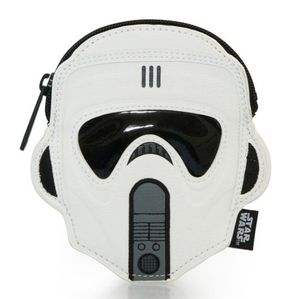 Loungefly Star Wars Stormtrooper Coin Bag NWT